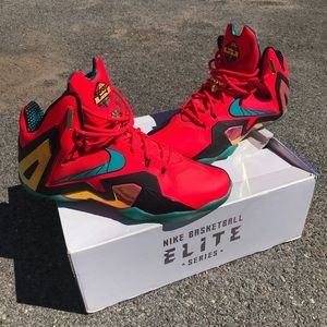 Nike Lebron XI 11 Elite Hero Custom